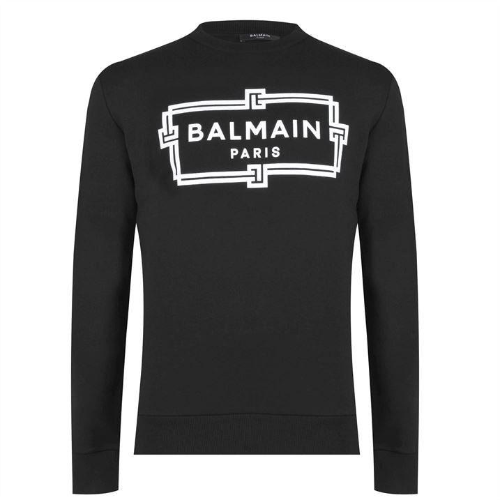 Balmain Box Sweater