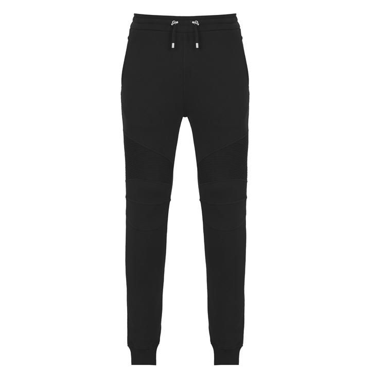 Embossed Joggers