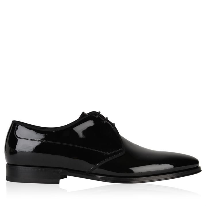 Napoli Patent Derby Brogues