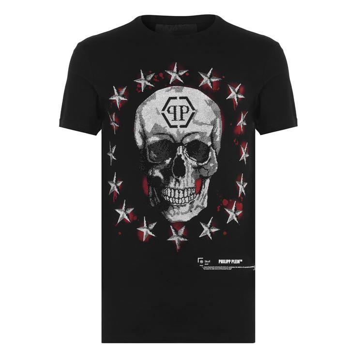 Skull Stars T Shirt