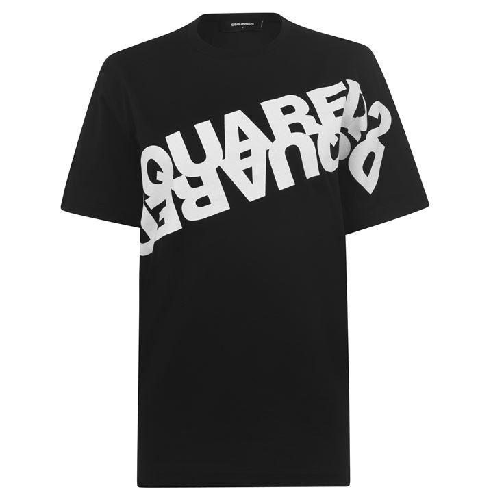 Mirror Logo T Shirt