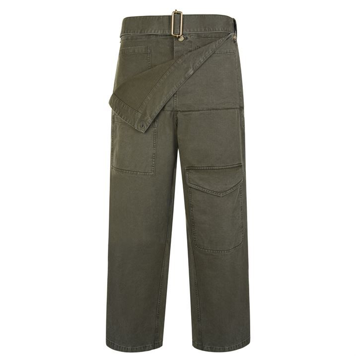 Front Pocket Utility Trousers