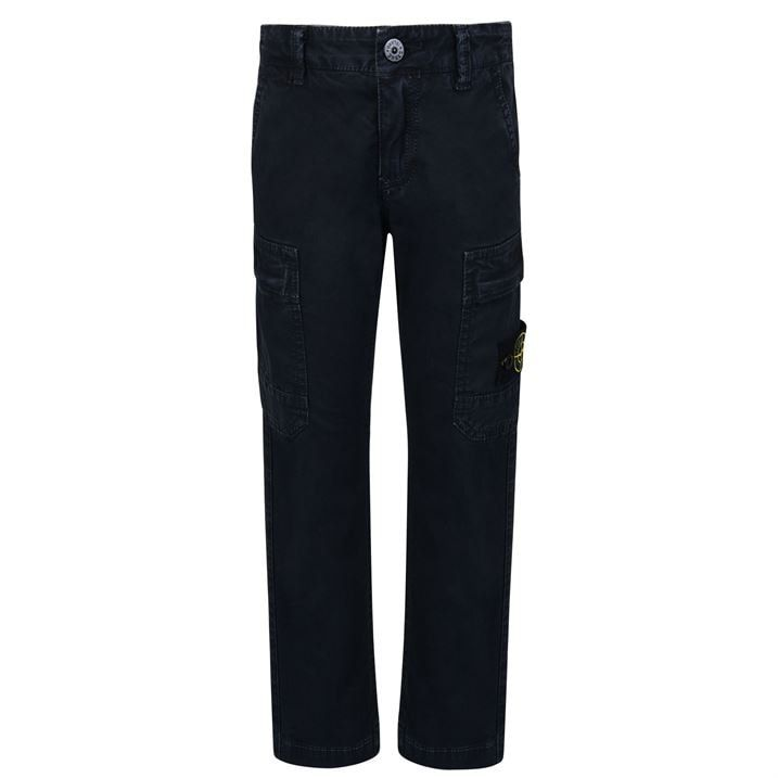 Children Boys Cargo Trousers
