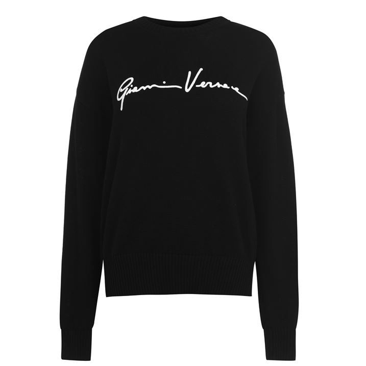 Signature Knitted Jumper