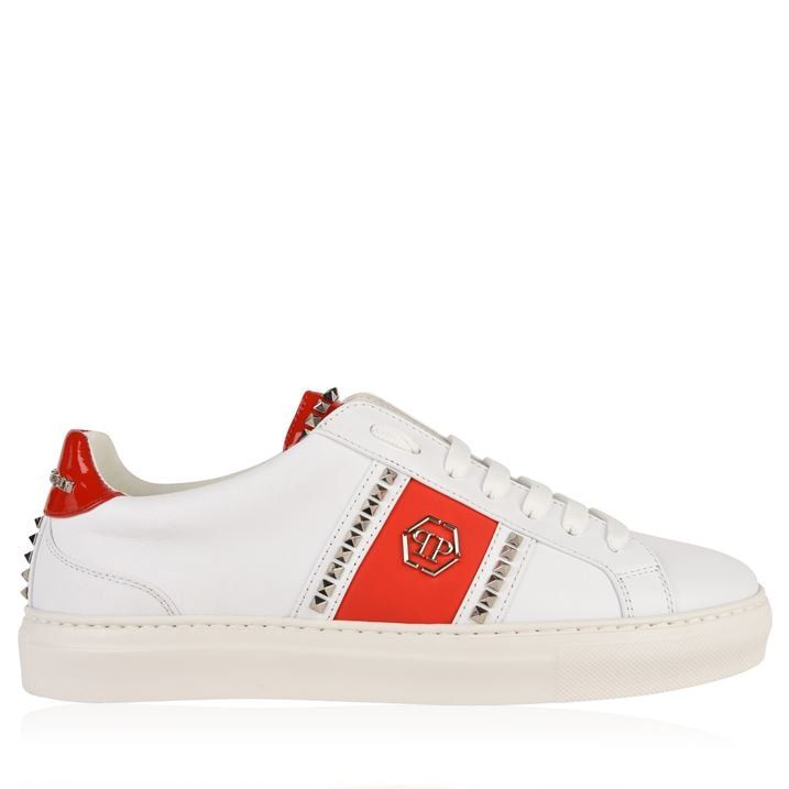 Low Top Stud Trainers