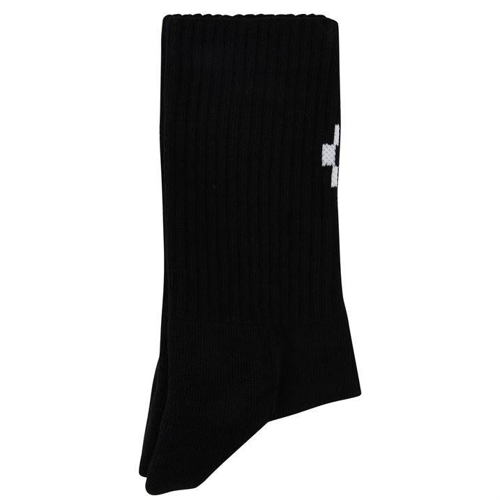 Cross Logo Socks