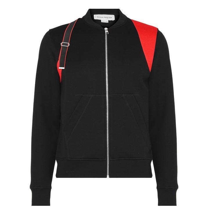 Harness Bomber Jacket
