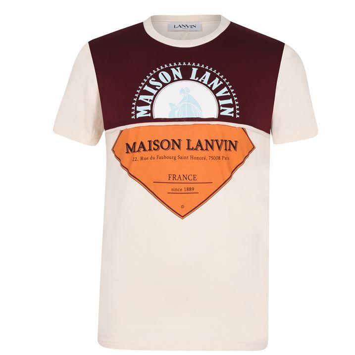 Lanvin Maison T Shirt