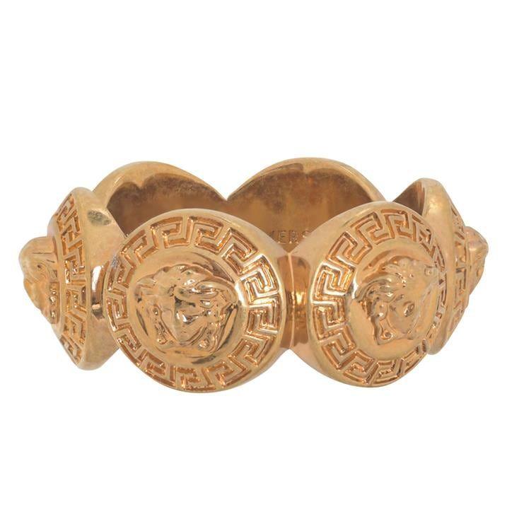 Tribute Medusa Ring