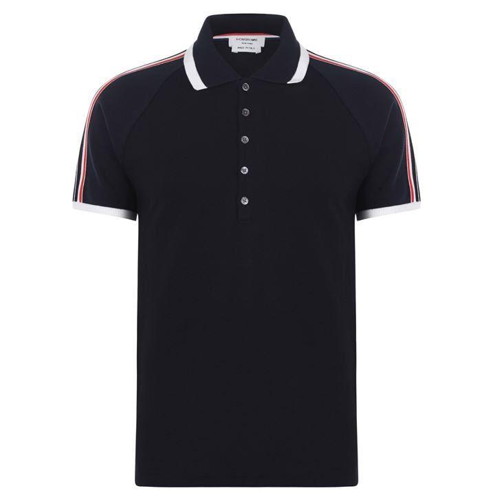 Pique Tape Polo Shirt