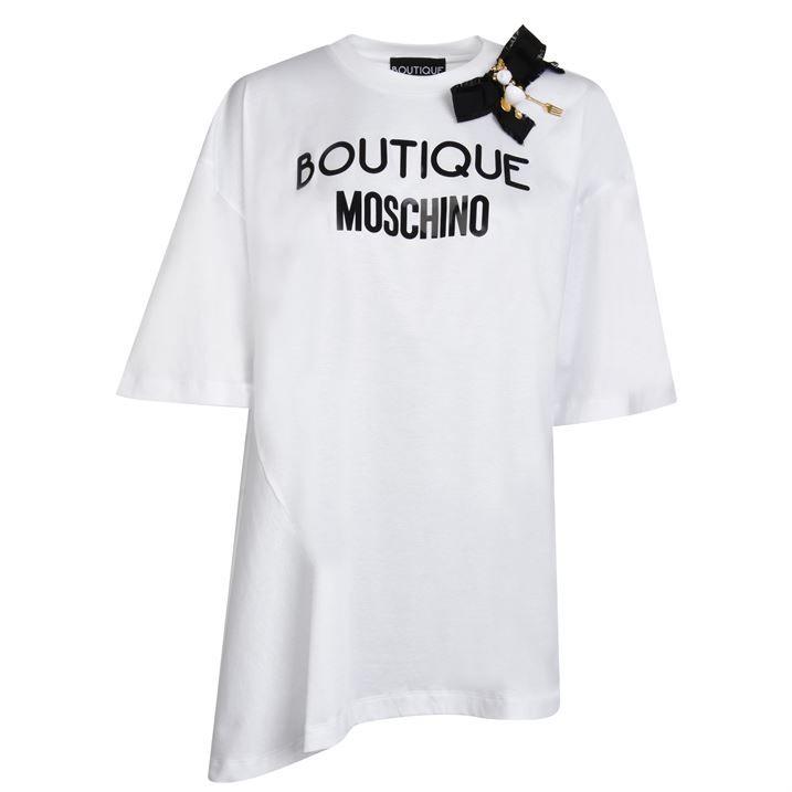 Oversized Short Sleeve T Shirt