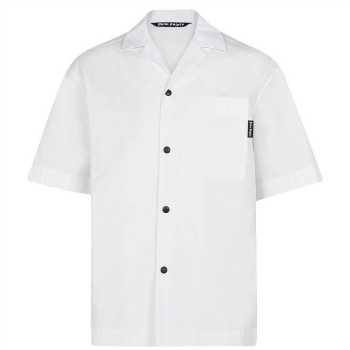 Bowling Short Sleeve Logo Shirt