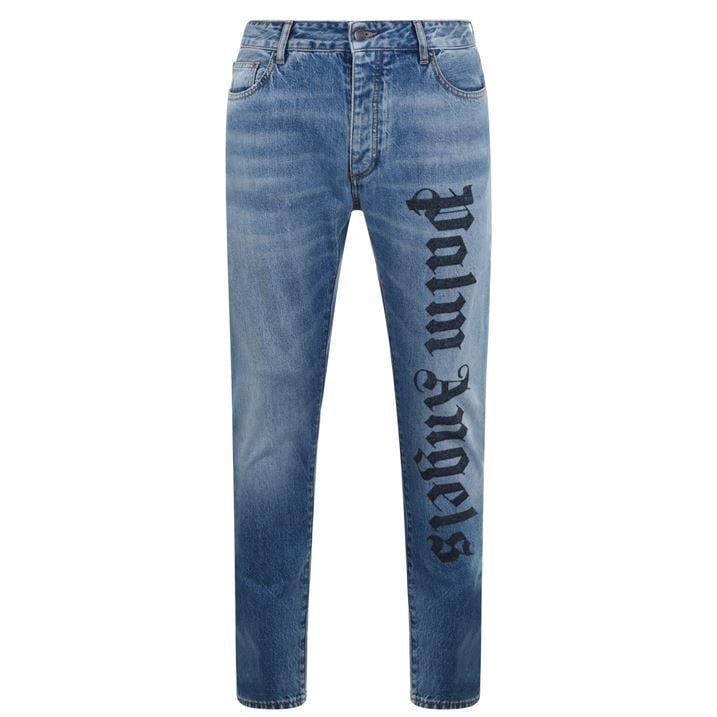 Logo 5 Pocket Jeans