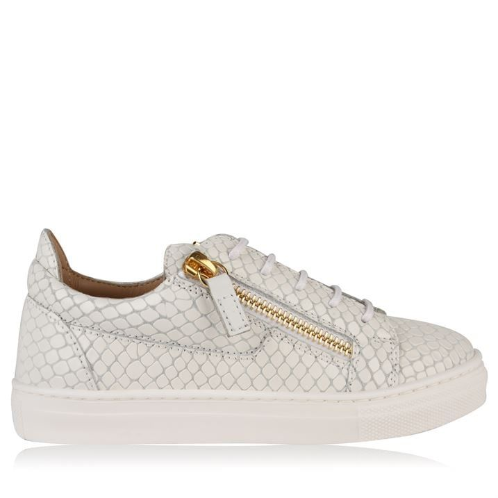 Children Unisex London May Low Top Trainers