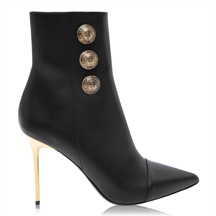 Leather Roni Ankle Boots