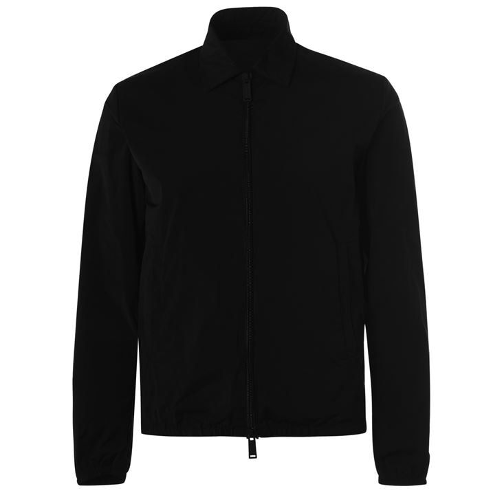 Care Label Jacket