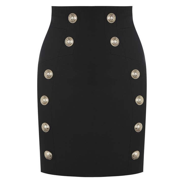 12 Button Skirt