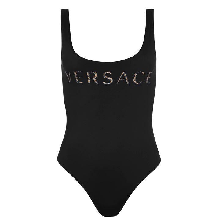 Versace Logo Swim Ld05