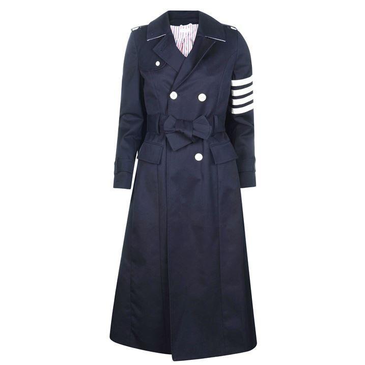 Plea Trench Coat