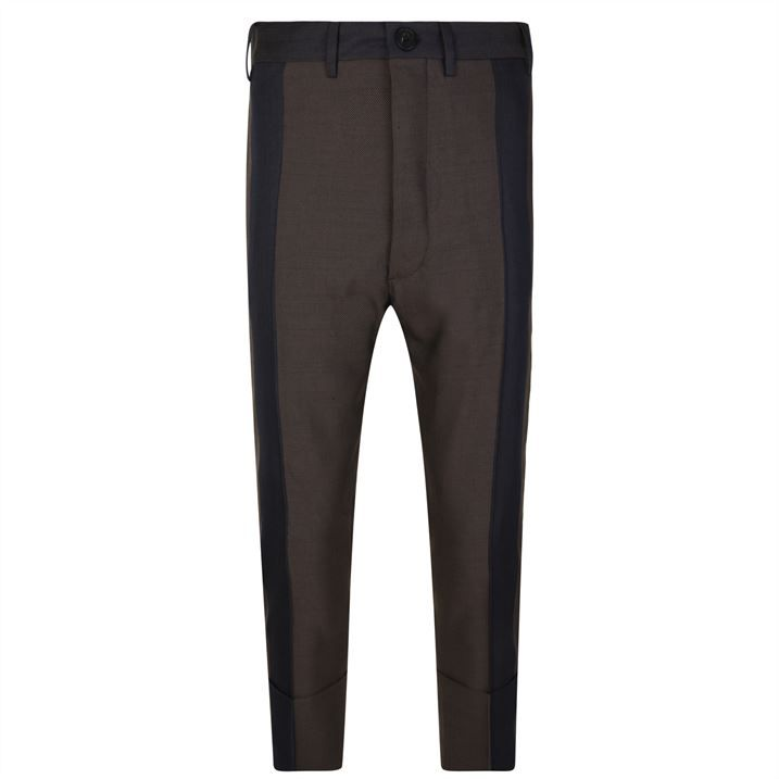Tonal Pattern Trousers