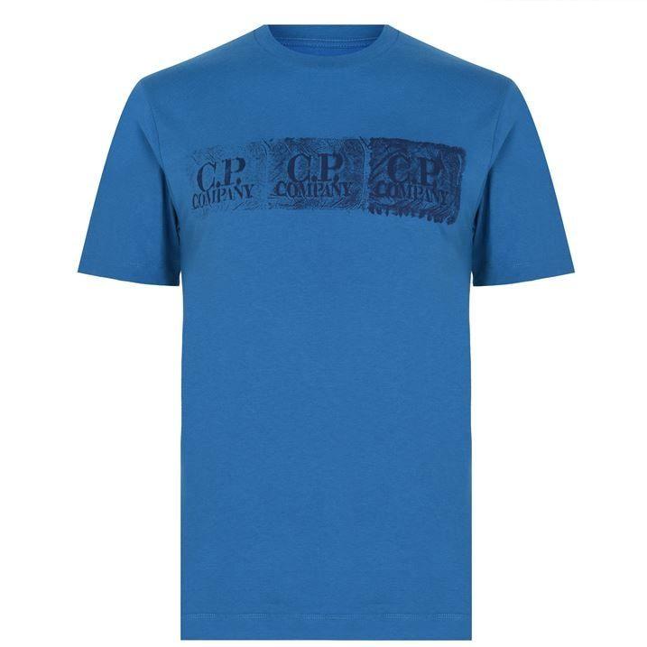 Stamps Logo T Shirt