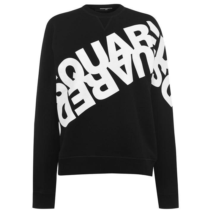 Mirror Logo Sweatshirt