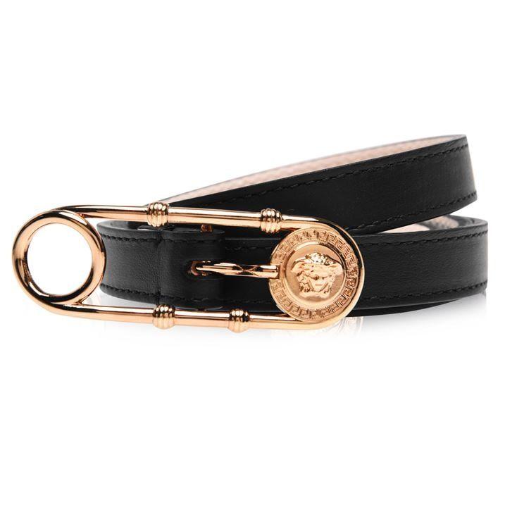 Pin Slim Belt