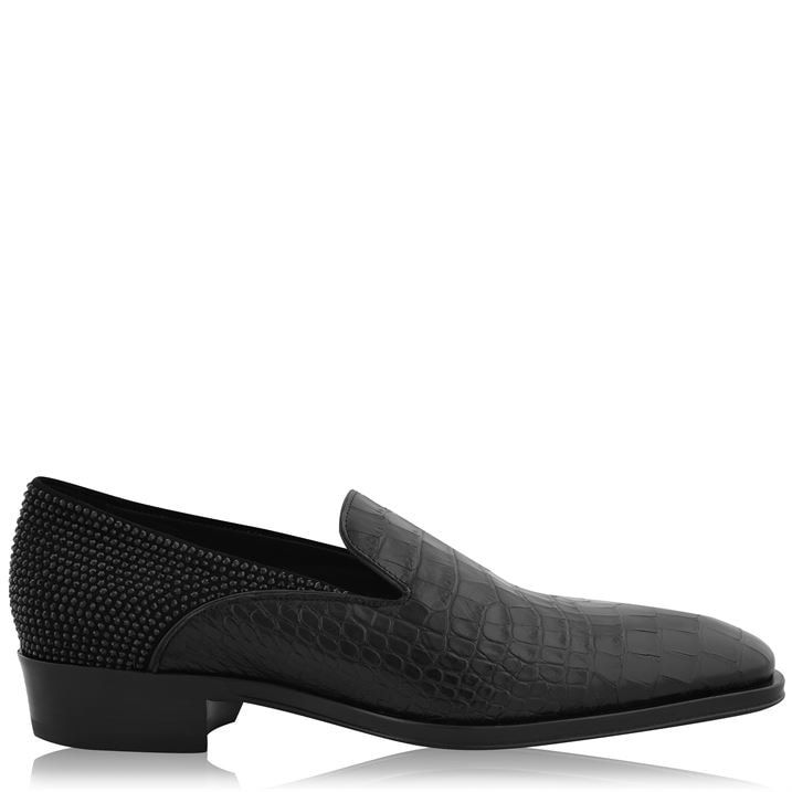 Benson Leather Loafers
