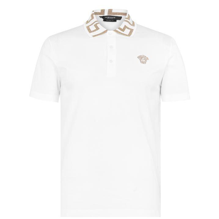 Greca Polo Shirt