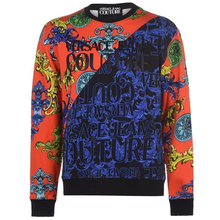 Multi Baroque Sweatshirt