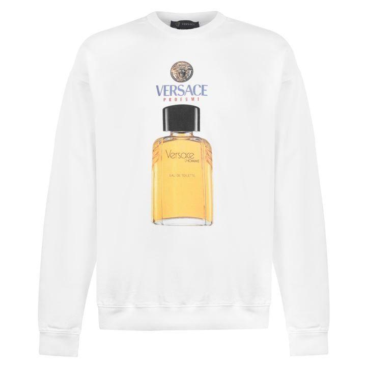 LHomme Perfume Sweatshirt