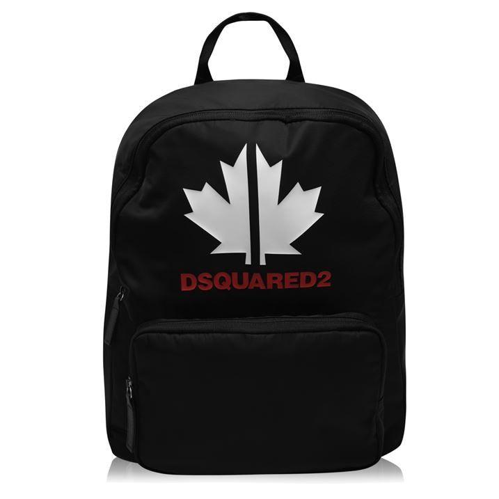 Leaf Logo Back Pack