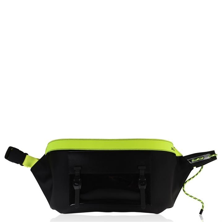 Fluorescent Trim Extra Large Bum Bag