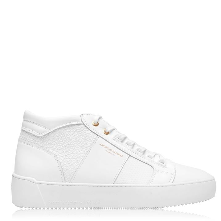 Propulsion Mid Embossed Trainers