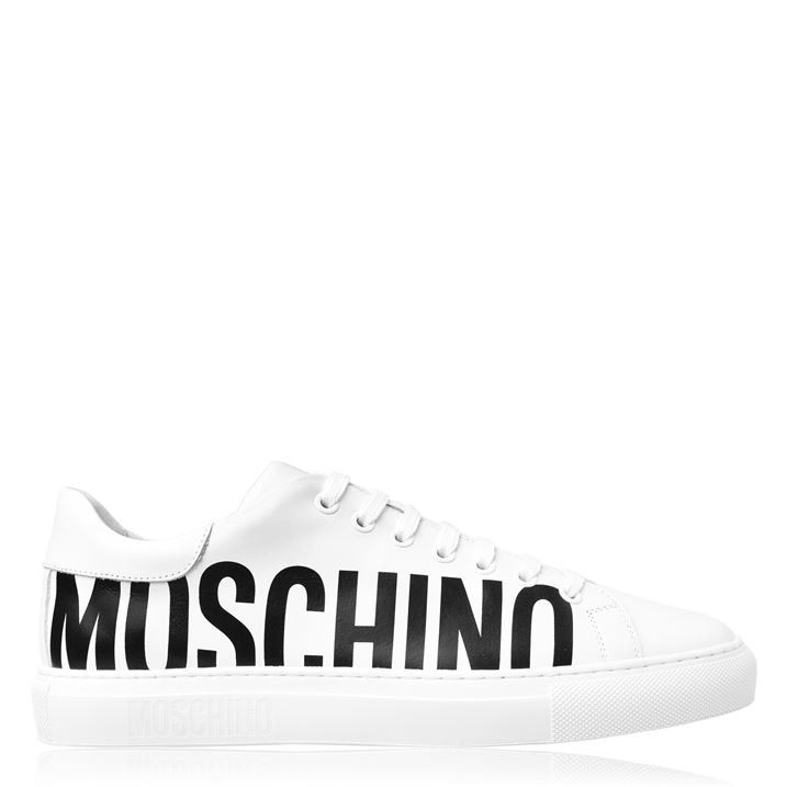 Side Logo Trainers