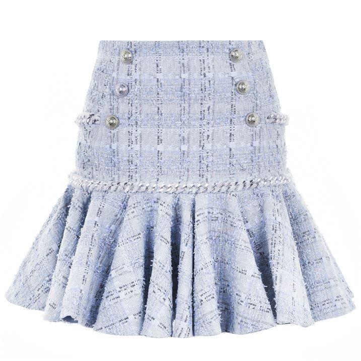 6 Button Skirt