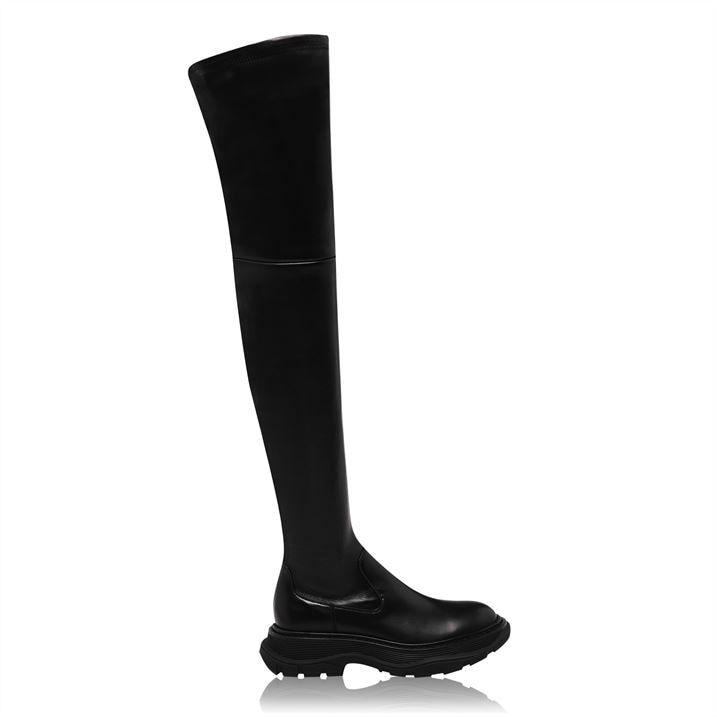 Thigh High Tread Boot