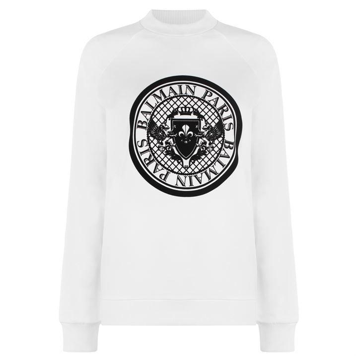 Balmain Coin Sweater