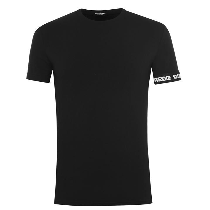 Tape Arm T Shirt
