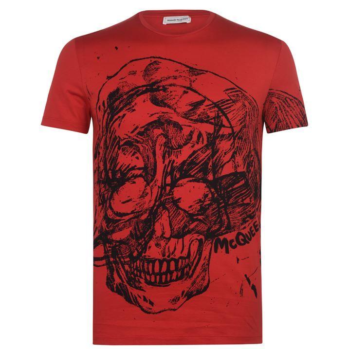 Large Skull T Shirt