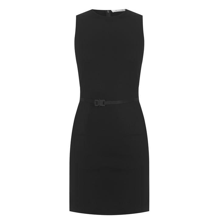 Mini Belt Dress