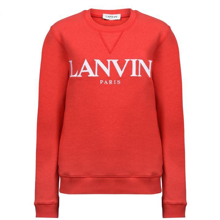 Basic Logo Sweater