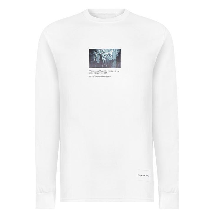 Article Long Sleeve T Shirt