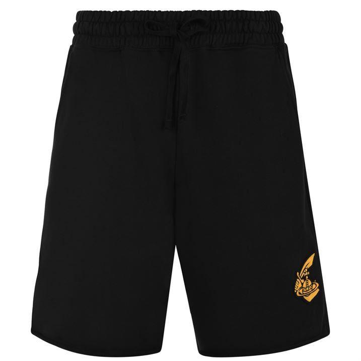 Fleece Orb Shorts