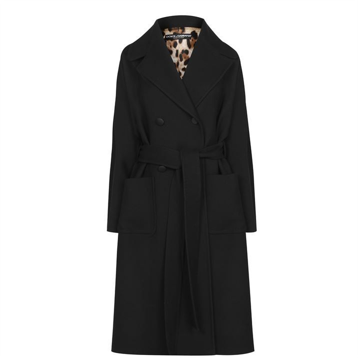 Dolce Double Breasted Coat