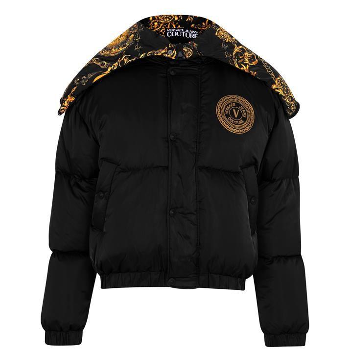 Stamp Padded Jacket