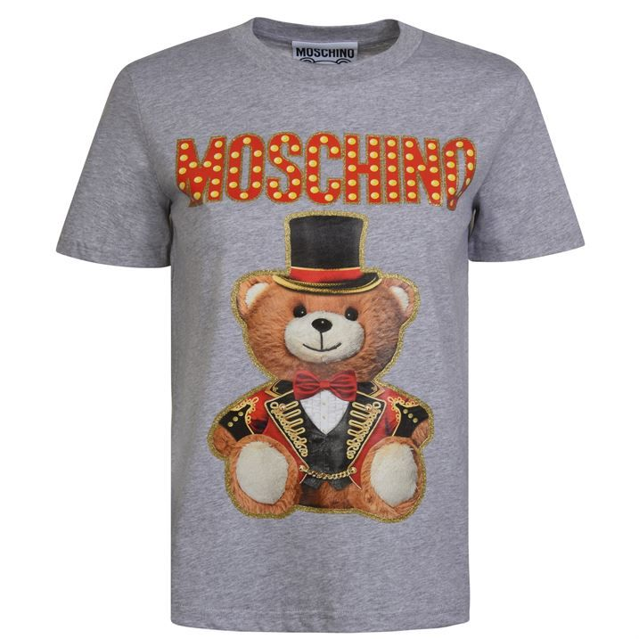 Circus Teddy T Shirt