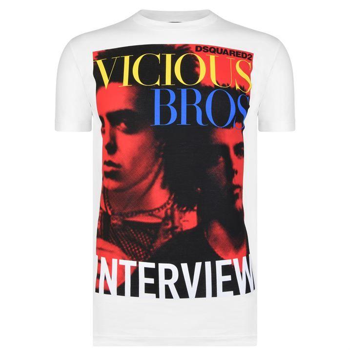 Vicious Bros T Shirt