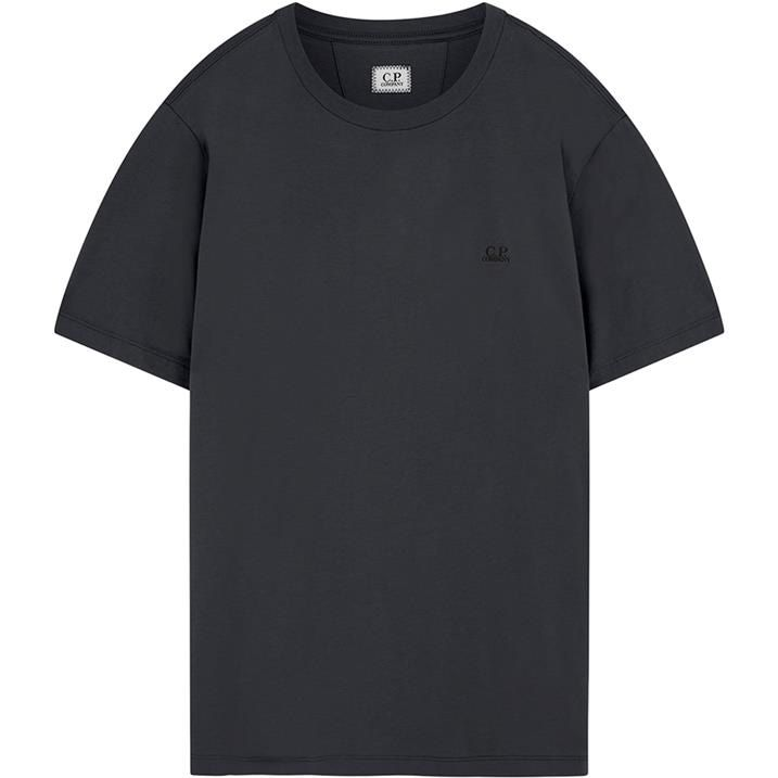 Short Sleeve Basic Logo T Shirt