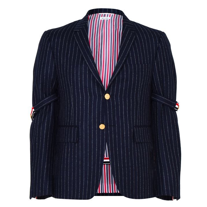 Classic Single Breasted Jacket